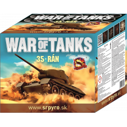 War of tanks 35r 36mm
