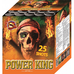 POWER KING 25rán 50mm
