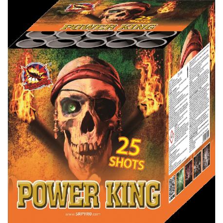 POWER KING 25rán 50mm